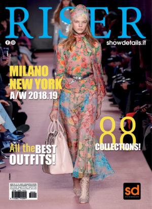 SHOWDETAILS RISER<br>MILANO+NEW YORK #10