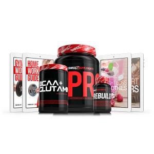 Alpha Male Recovery Plan + Supplements + FREE Rebuild-PM