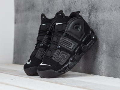 Кроссовки Nike Air More Uptempo x Supreme