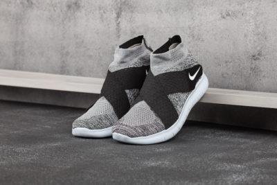 Кроссовки Nike Free Run Motion Flyknit 2017
