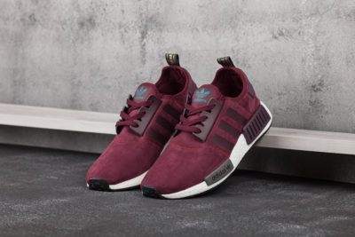 Кроссовки Adidas NMD Runner R1 Suede