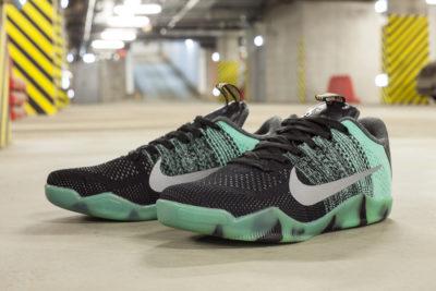 Кроссовки Nike Kobe 11 Elite Low