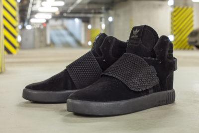 Кроссовки Adidas Tubular Ivader Strap