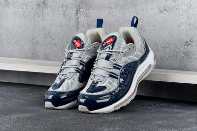 Кроссовки Nike Air Max 98 x Supreme