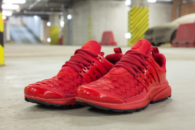 Кроссовки Nike Air Presto SE Woven