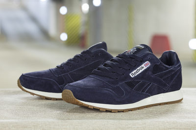 Кроссовки Reebok Classic Leather Suede