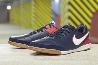 Футбольная обувь Nike Tiempo Mystic V IC