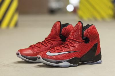 Кроссовки Nike Lebron 13 Elite