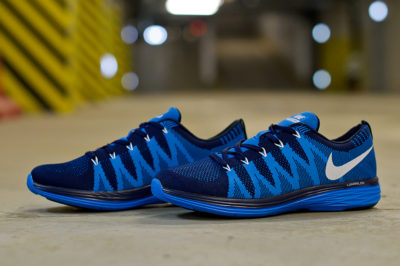 Кроссовки Nike Flyknit Lunar 2