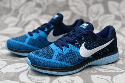 Кроссовки Nike Flyknit Lunar 3