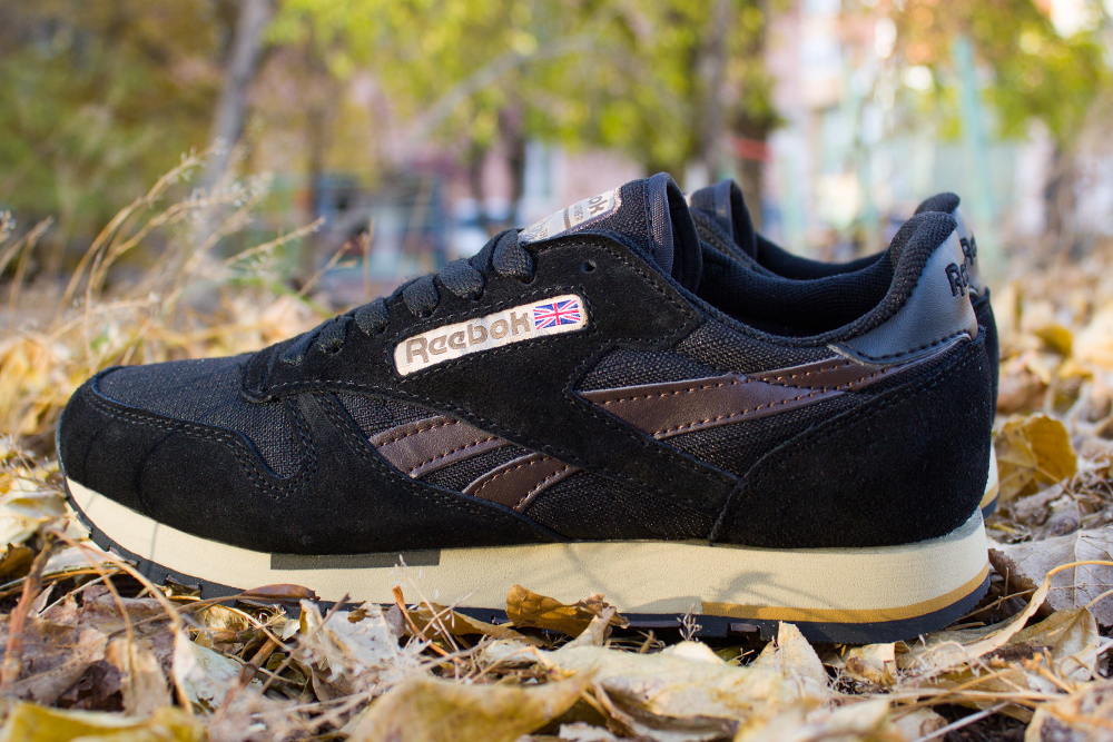 Кроссовки Reebok Classic Leather Utility – Sneaker Sell a553ad61d1d99