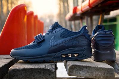 Кроссовки Nike Air Max 90 Yeezy 2