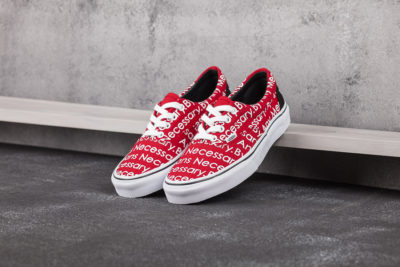 Кеды VANS Era x The North Face