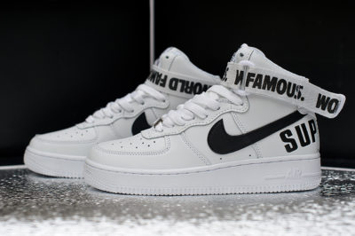 Кроссовки Nike Supreme x Air Force 1