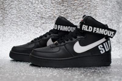 Кроссовки Nike Air Force 1 x Supreme