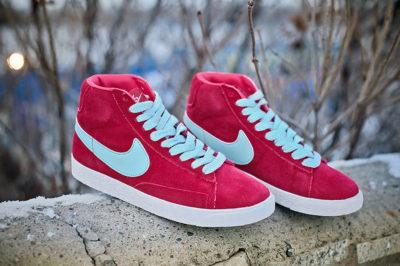 Кроссовки Nike Blazer High