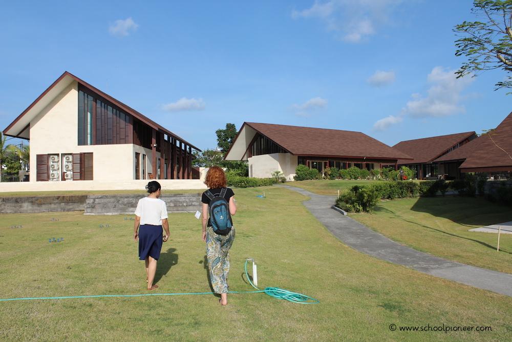 Unterrichtsobservation-Montessori-School-Bali