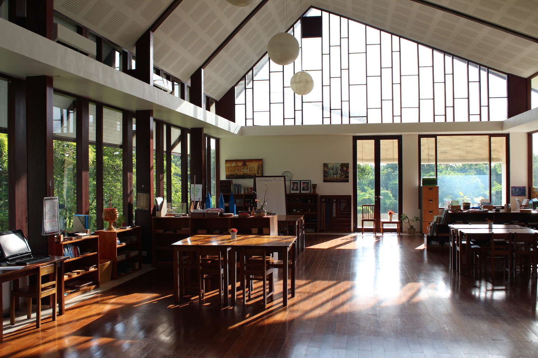 Montessori-School-Bali-Klassenraum-Upper-Primary-Class