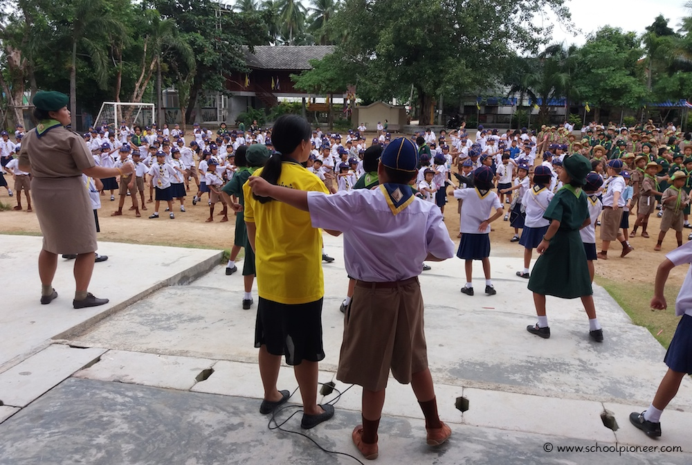 Activity-Wat-Lamai-School