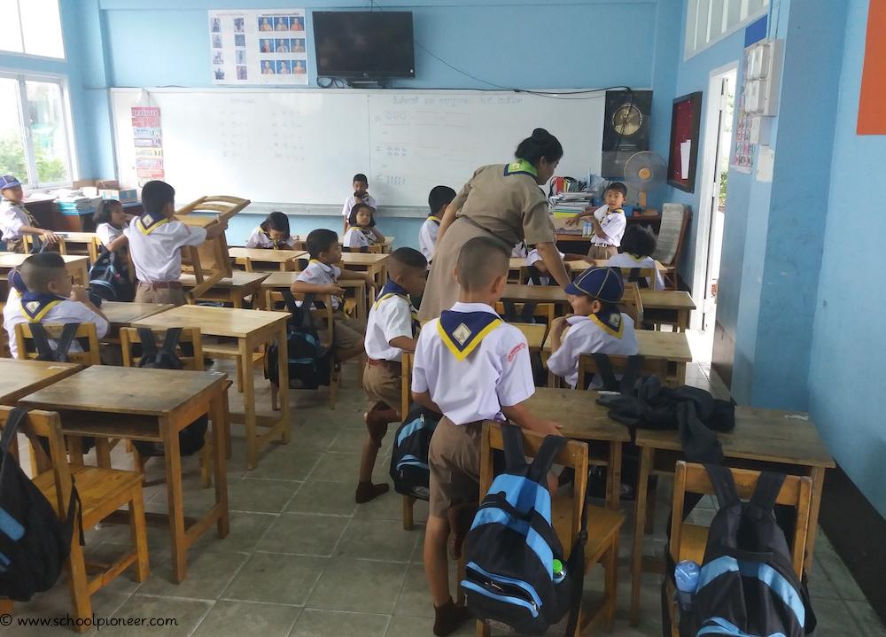 Schulranzen-Schullogo-Wat-Lamai-School