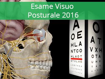 Corso Formazione Posturologia - L'esame Visuo Posturale 2016