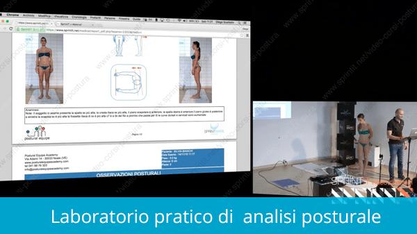Laboratorio pratico di Analisi Posturale - 6 Febbraio 2016