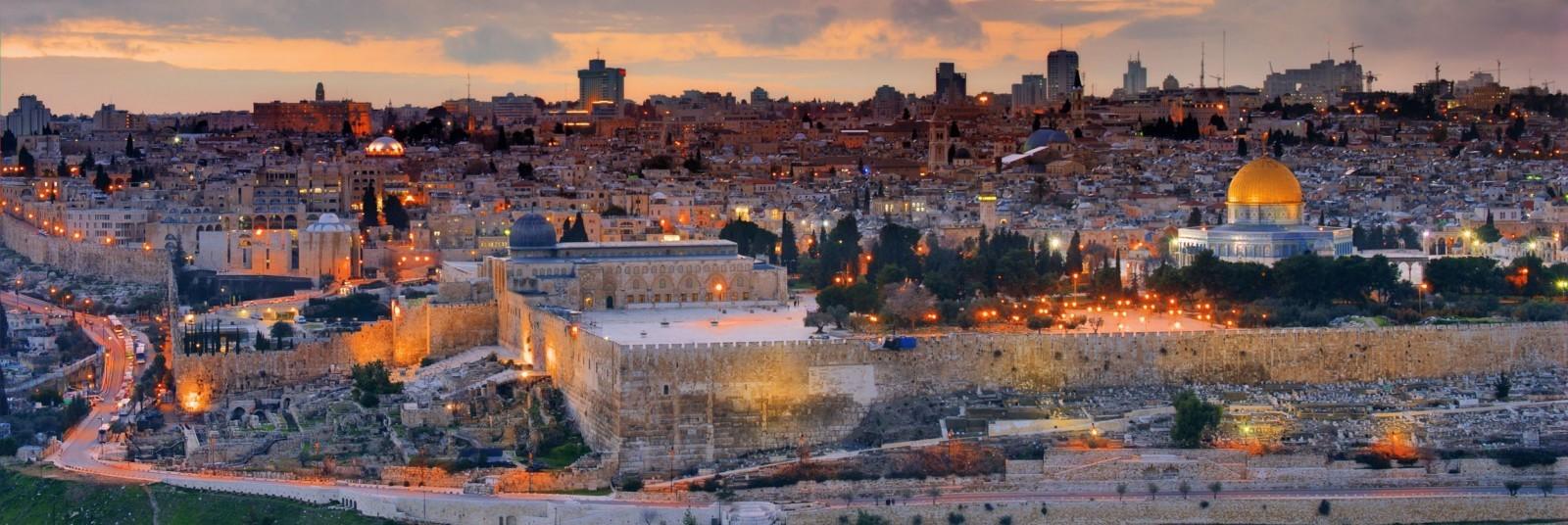 Putovanje u Izrael i Palestinu