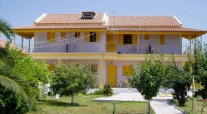 Yellow House - Kavos