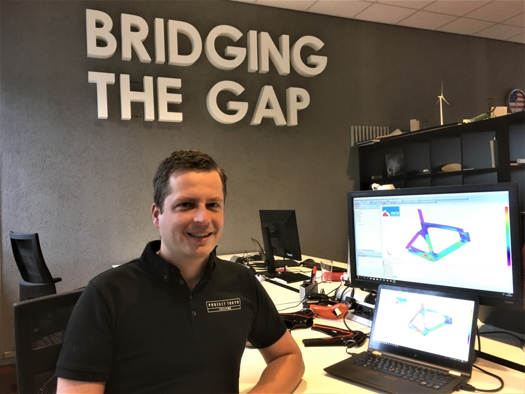 Rob Lokate - composite design engineer