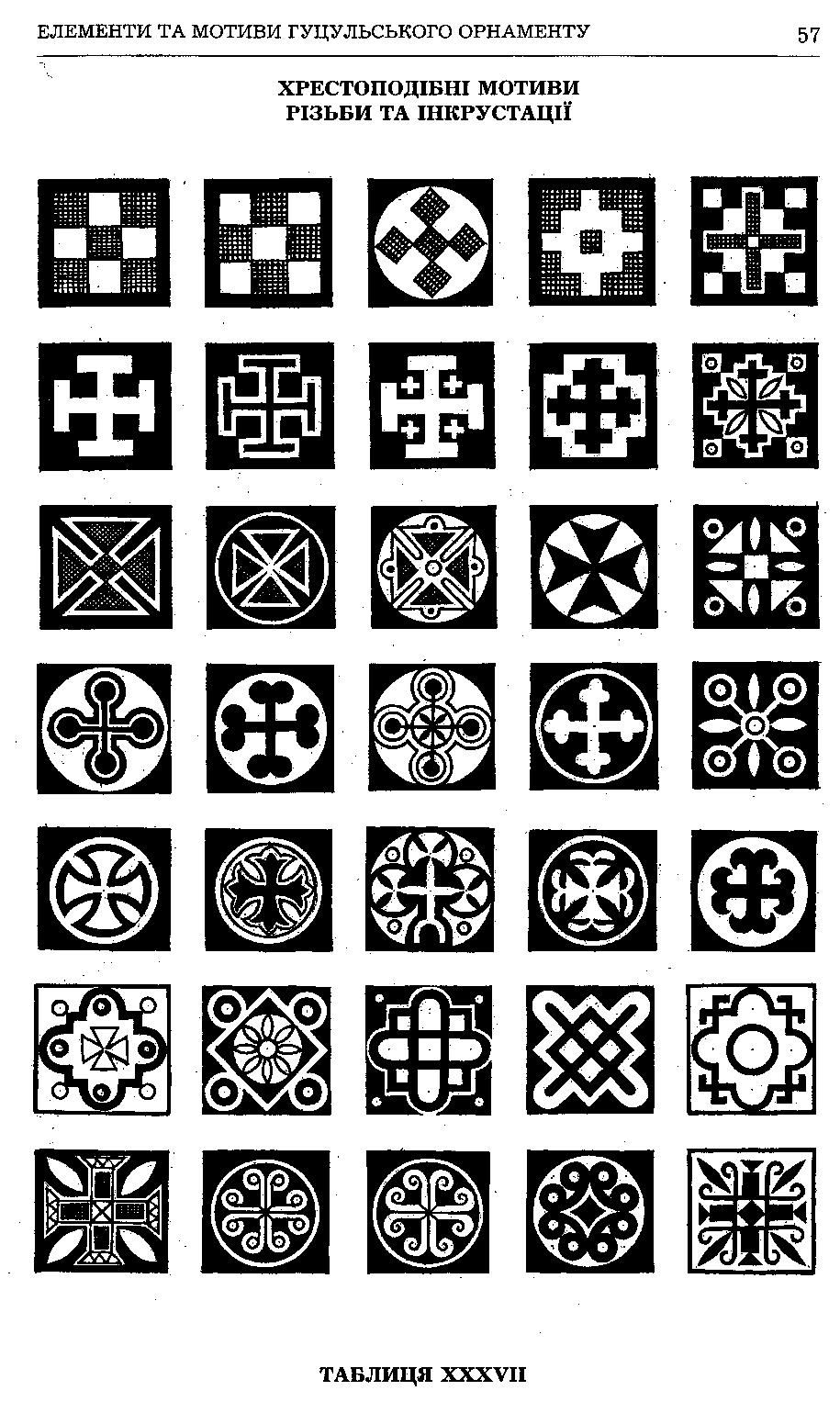 Tablitsya37-Hrestopodibni-motivi-rizbi-ta-inkrustatsiyi