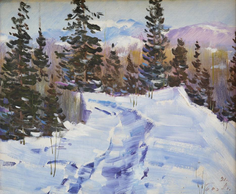 Зимова дорога 1981