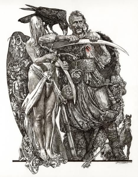 Козак і смерть
