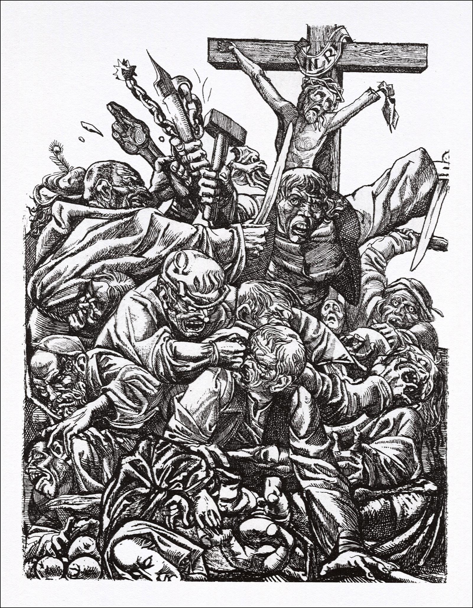 Легенда про героїчні,веселі і славетні пригоди Уленшпігеля3