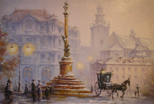 Площа Міцкевича