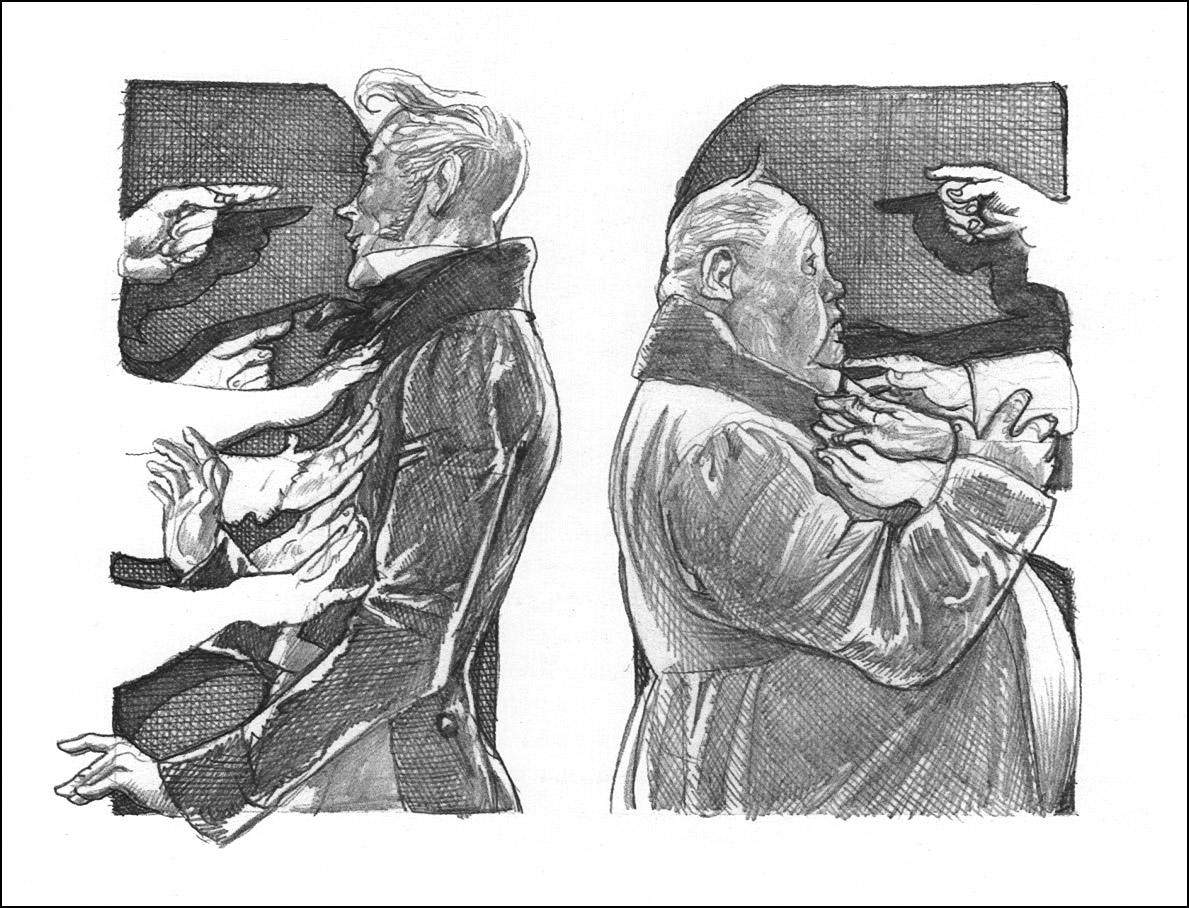 Повесть о том, как поссорился Иван Иванович с Иваном Никифоровичем1