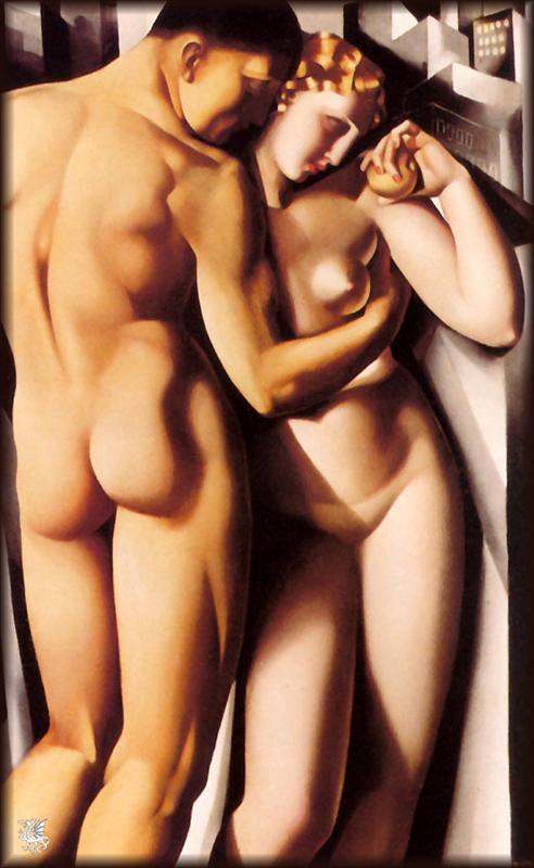 Адам и Ева, 1932