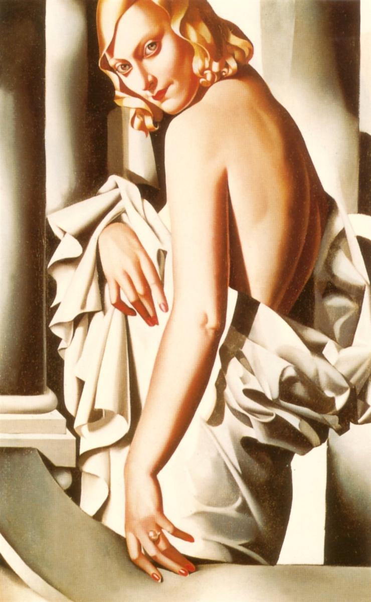 Портрет Марджори Ферри, 1932