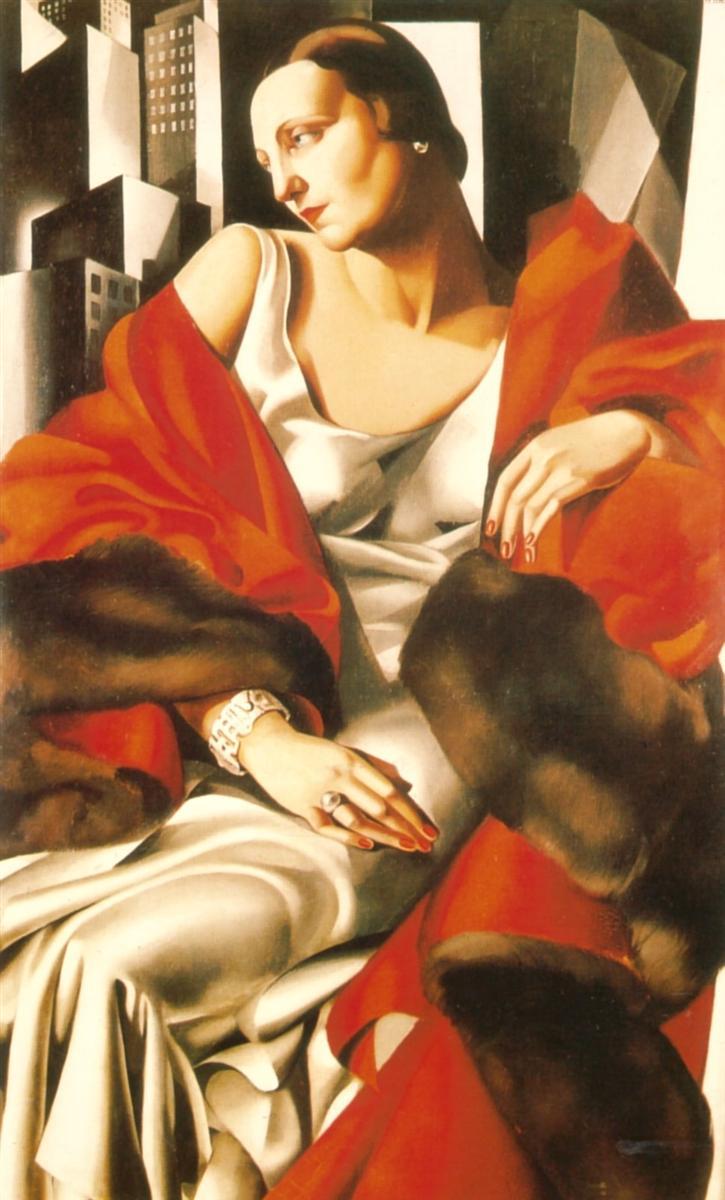 Портрет миссис Букар, 1931