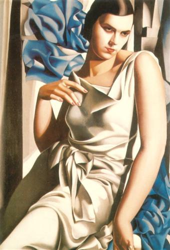 Портрет миссис М., 1932