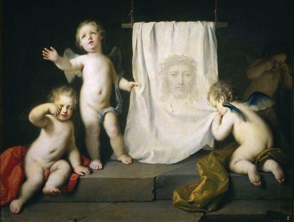 Амигони Якопо (1675 – 1752) Спас Нерукотворный