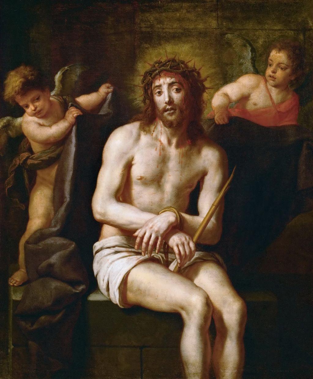 Гаспар де Крайер (1584 - 1669) Се Человек