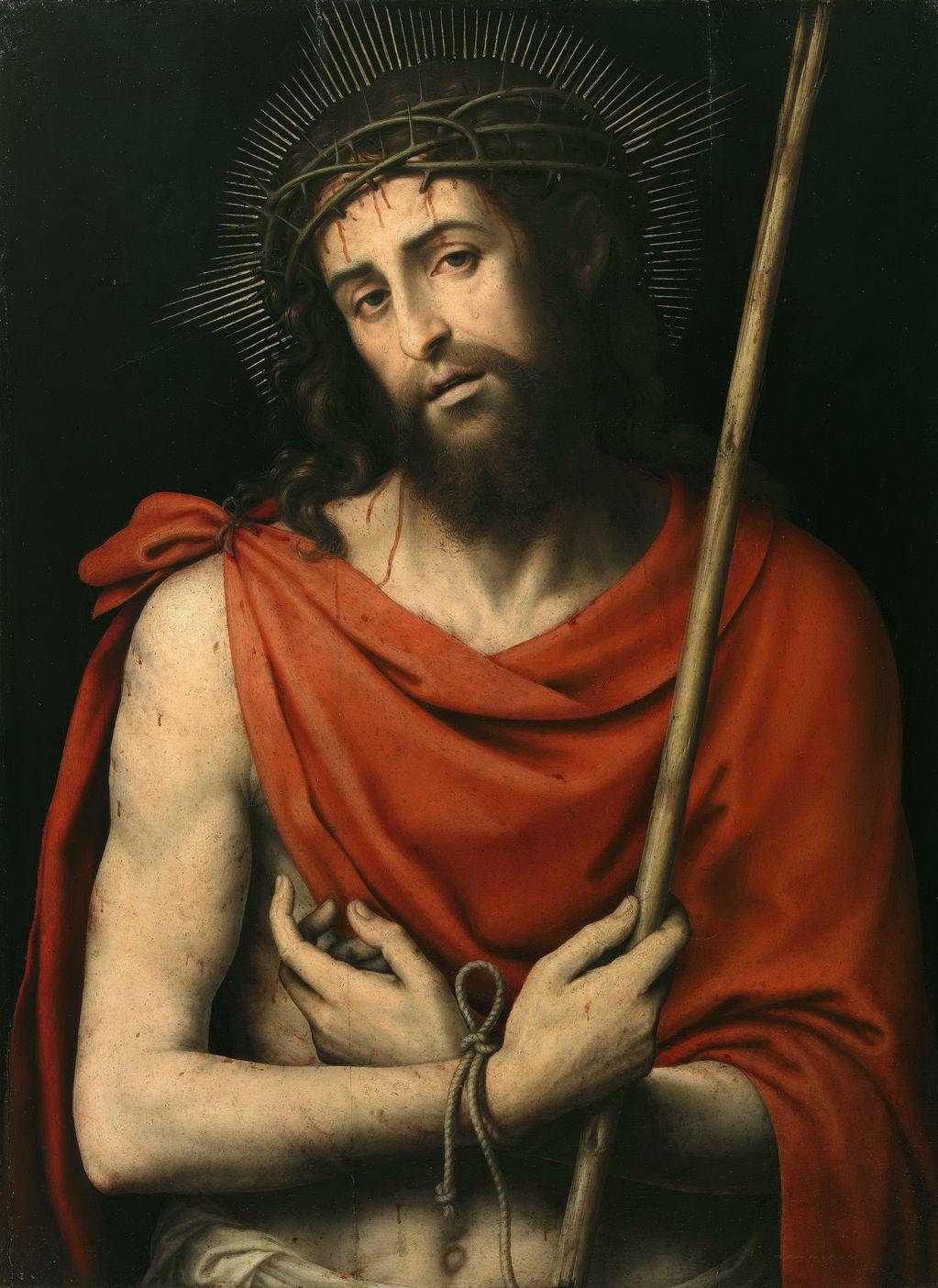 Хуан де Хуанес (ок1523- 1579) - Ecce Homo