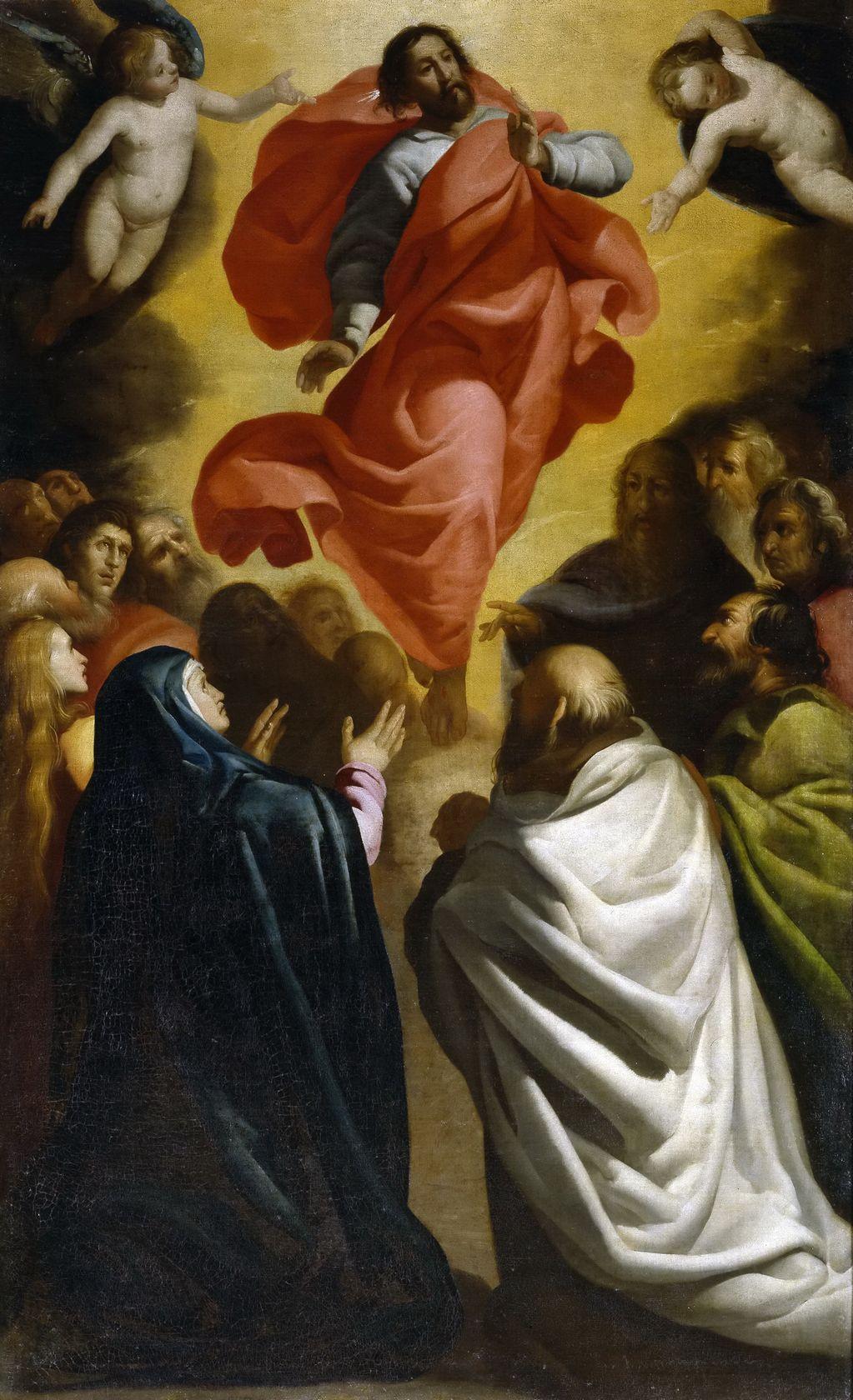 Ланкарес, Антонио де - Вознесение Господне