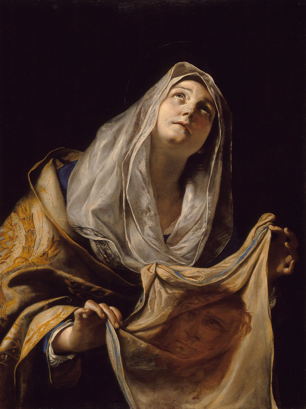 Mattia Preti (1613 – 1699) Saint Veronica with the Veil