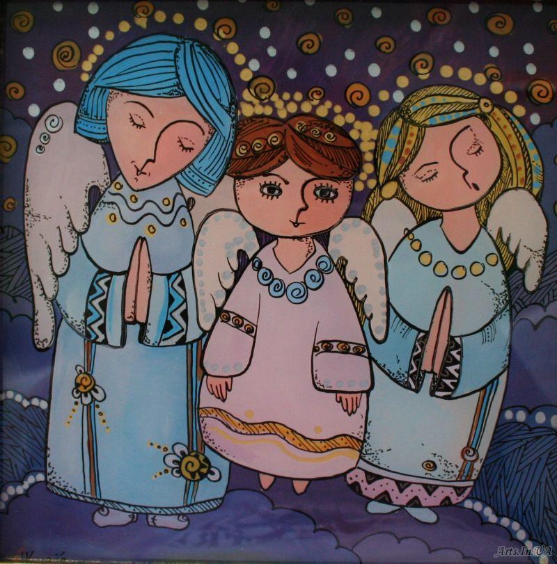 Три ангели