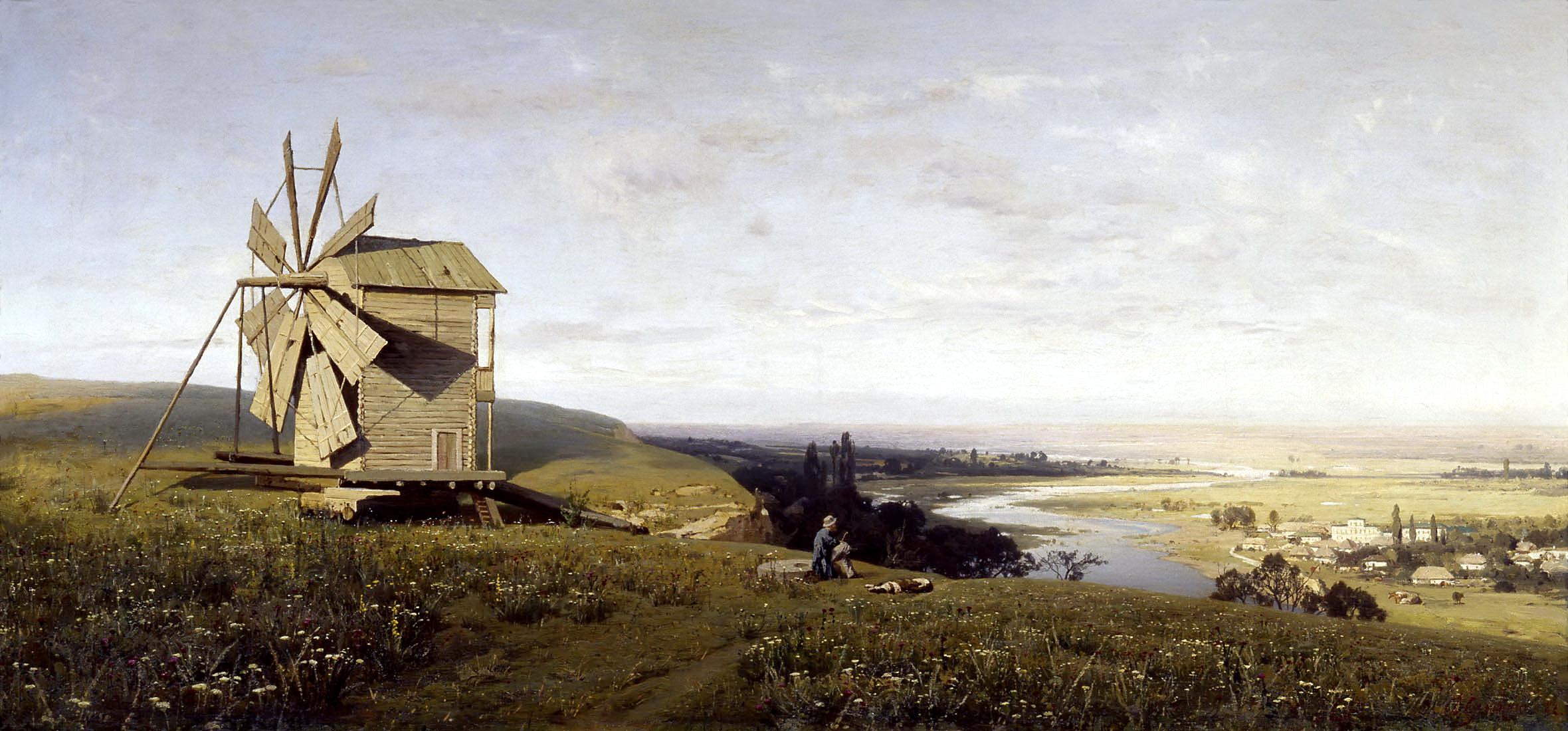 1385139487-orlovskiiy-vladimir---ukrainskiiy-peiyzazh-ukranian-paysage