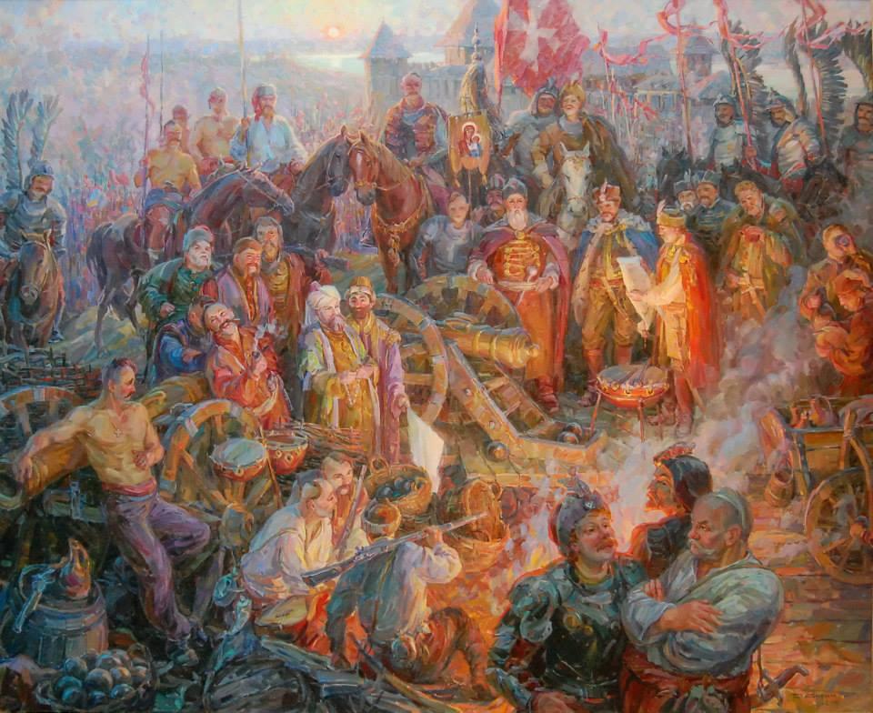 1621 рік.Хотинська війна...,2010,