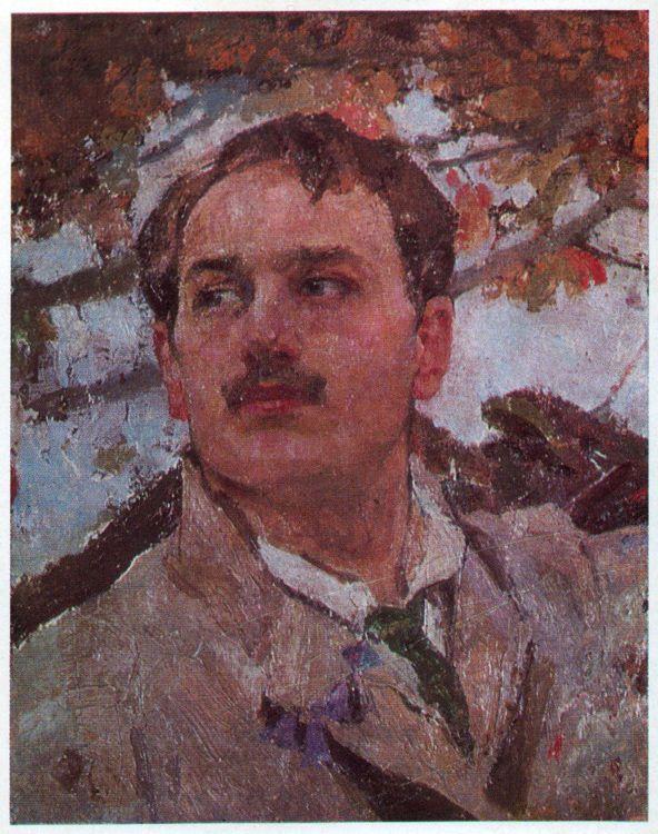 Автопортрет. 1911