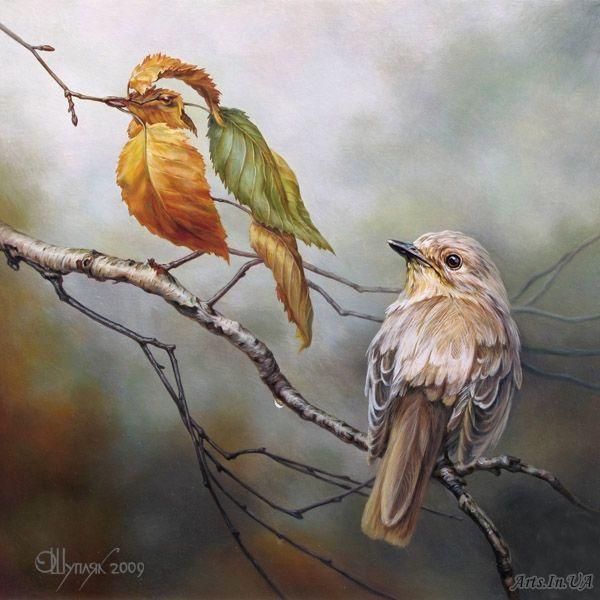 Дві пташки