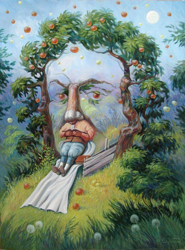 Ньютон в Саду Ідей